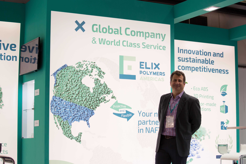 Plastimagen 2019 ELIX Polymers nuevos materiales tecnologías Booth 1363