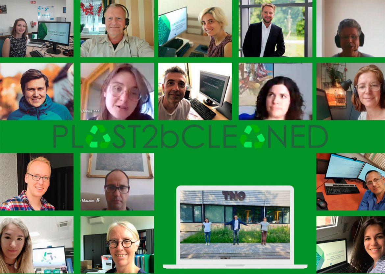 PLAST2bCLEANED celebra primer año investigación