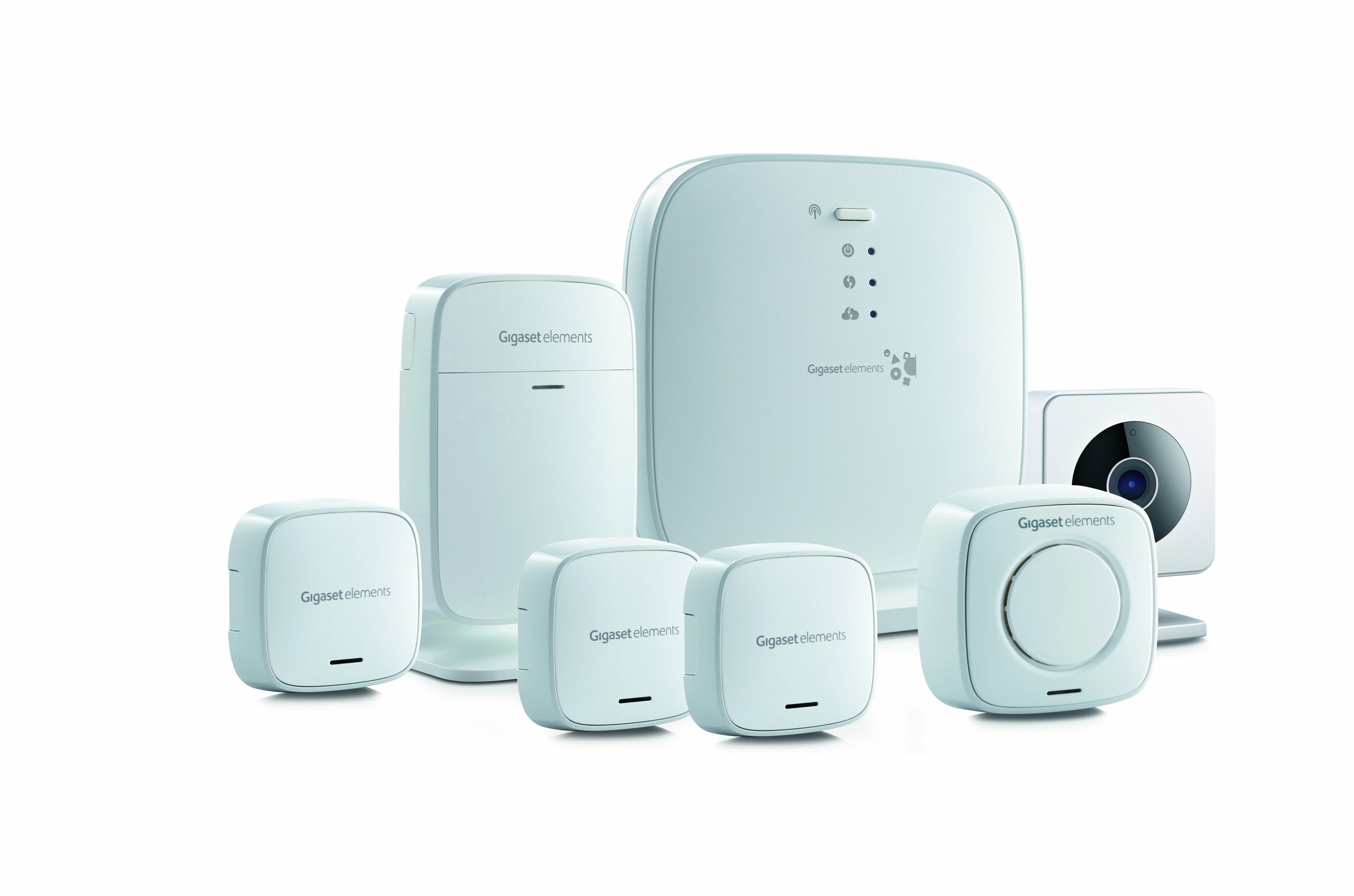 ELIX Polymers, elegida por Gigaset como proveedor para su nuevo sistema de alarmas domésticas