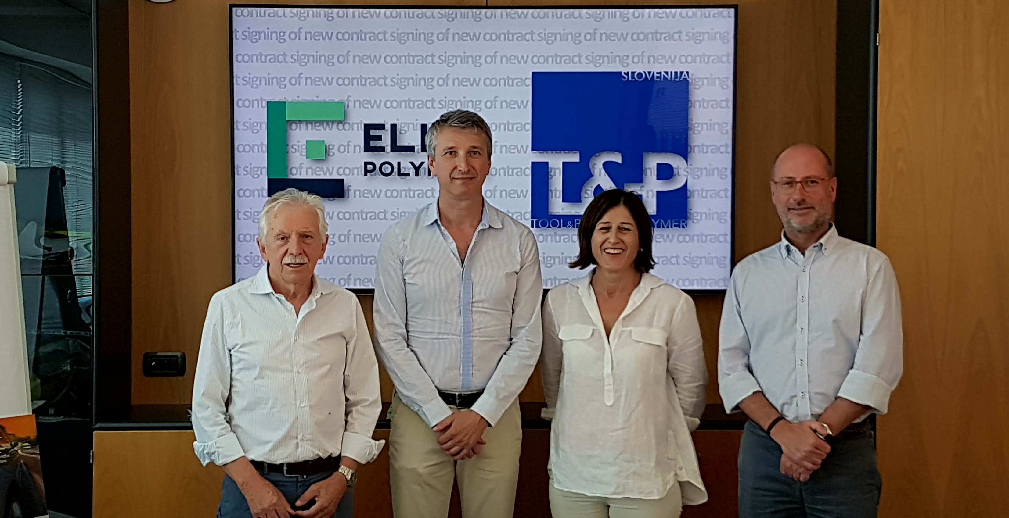 ELIX Polymers partners with T&P Plastic for ABS distribution in the Balkans