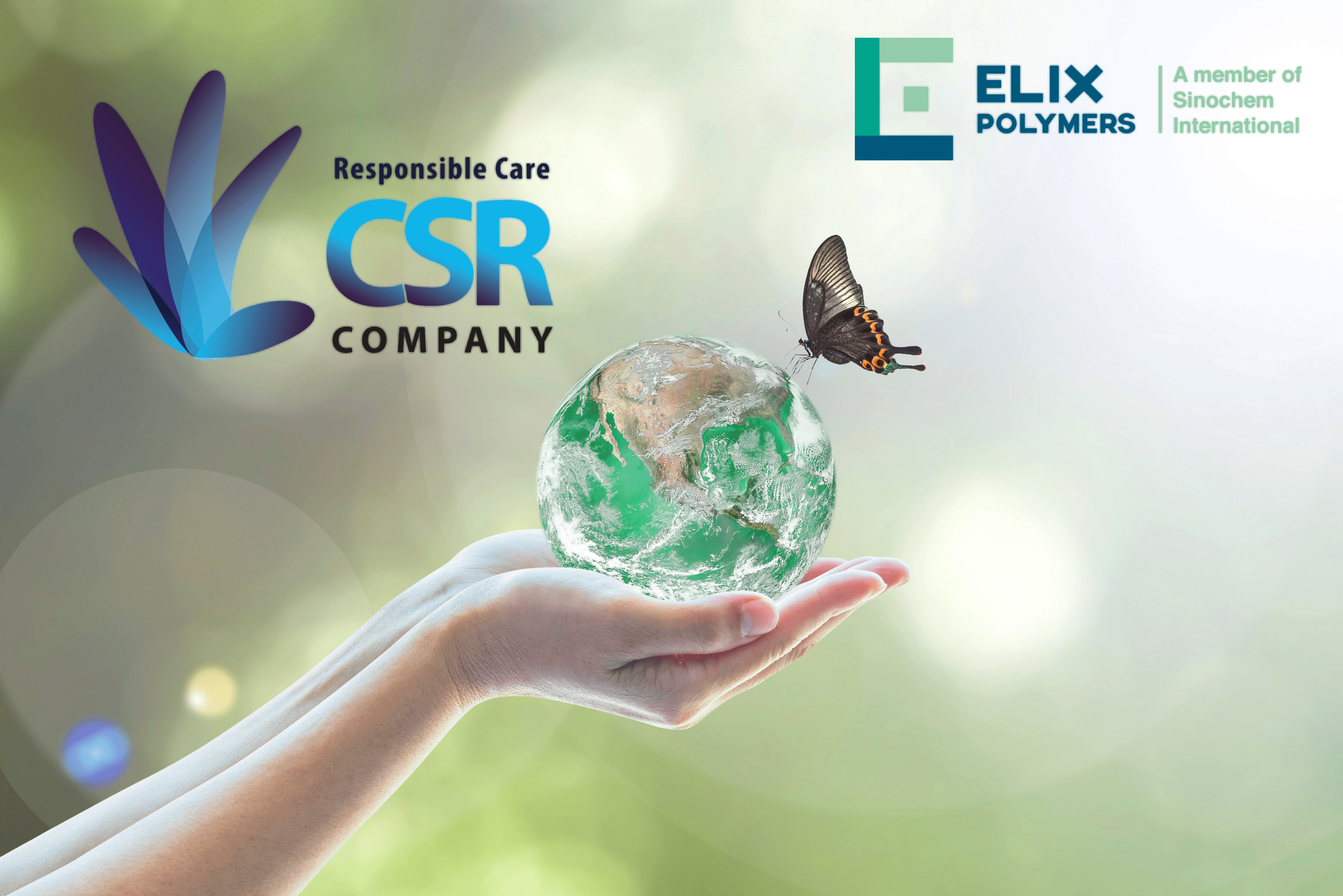 ELIX Polymers renews CSR Responsible Care Company certification