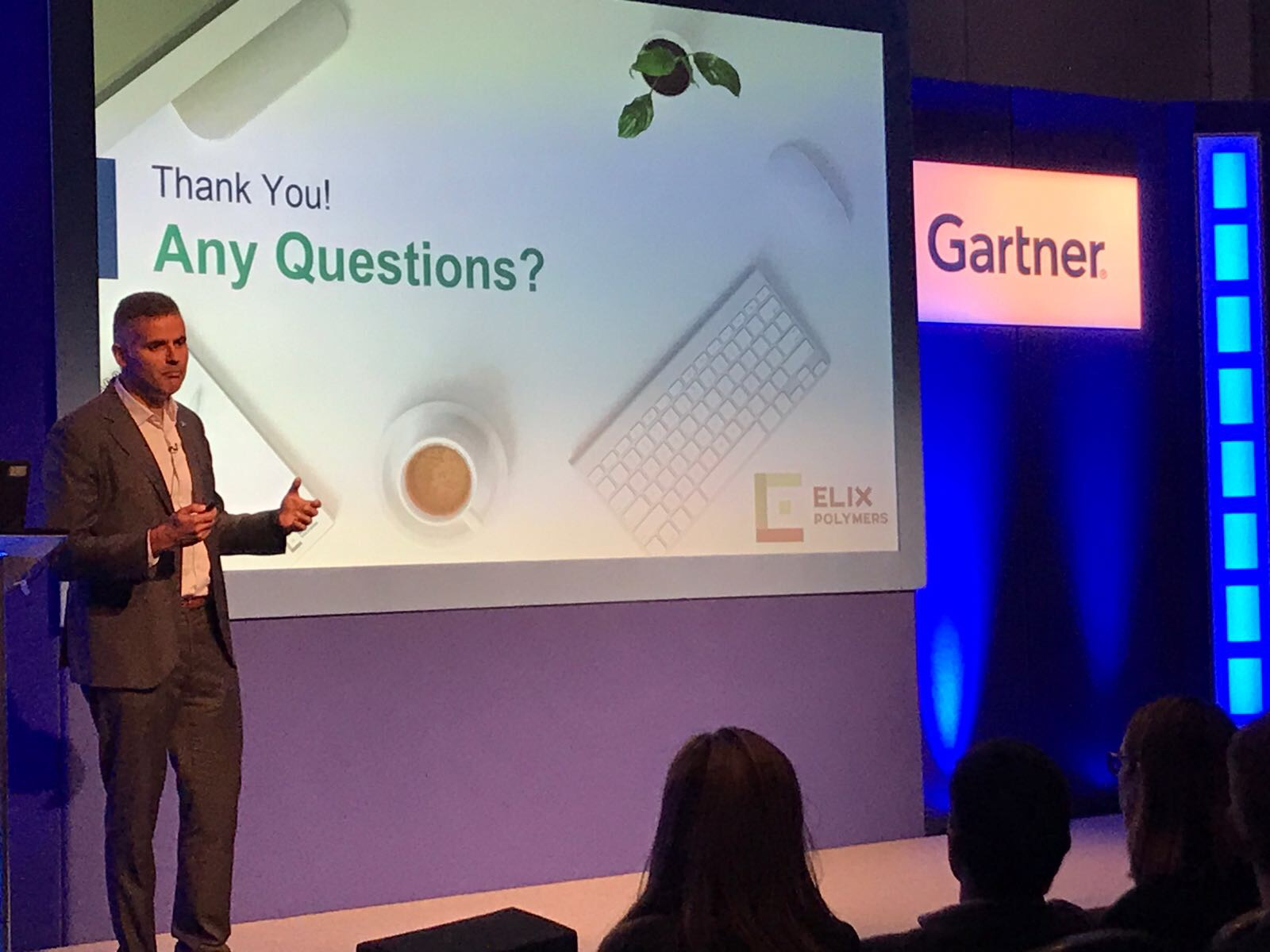 Implementation of the S&OP: Gartner Supply Chain Executive Conference