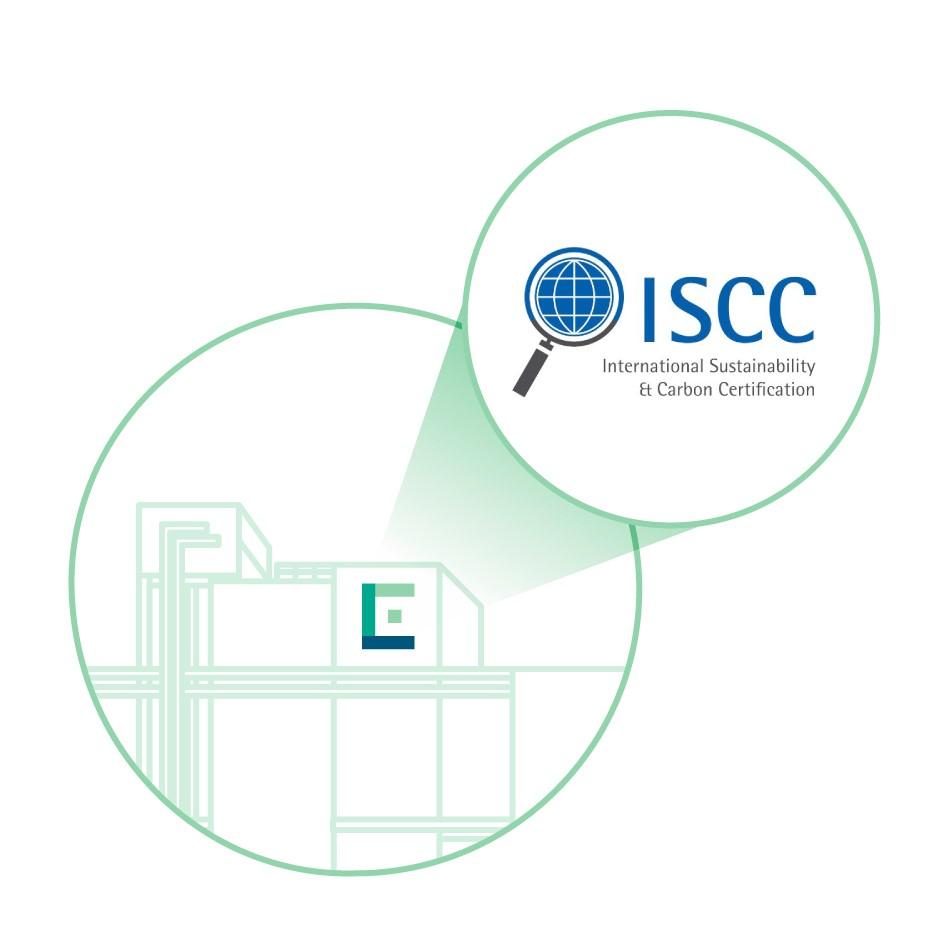ELIX Polymers certificación ISCC PLUS producción ABS circular