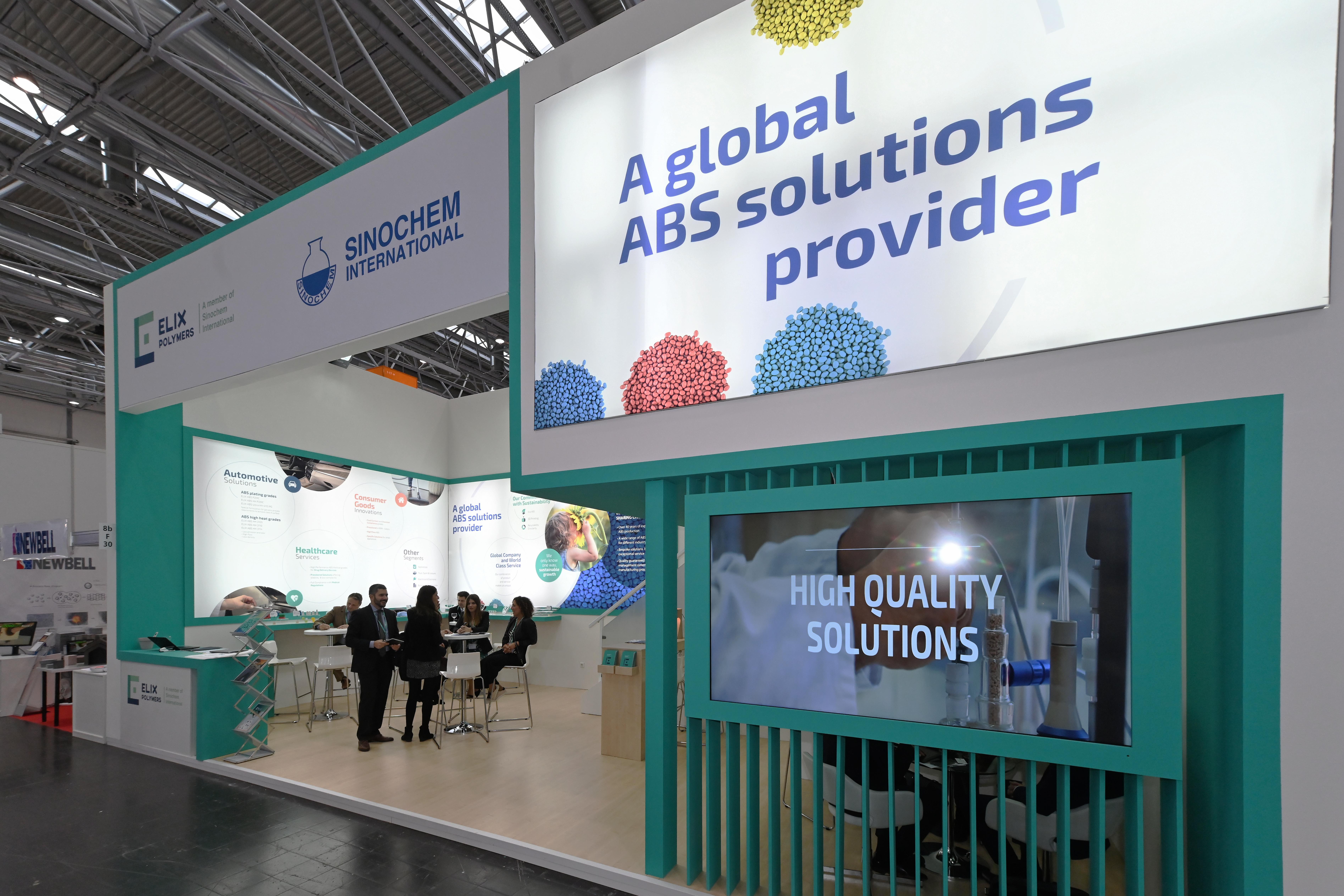 K Trade Fair, ABS Solutions