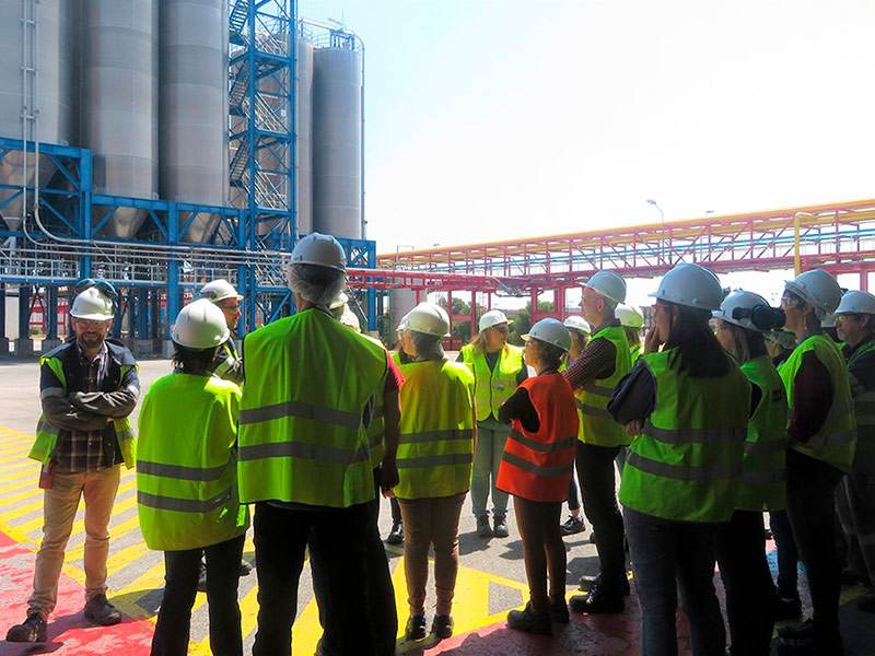ELIX Polymers celebrates safety week